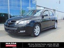 2007 Mazda Mazda3 Sport GS AUTO TEL QUEL