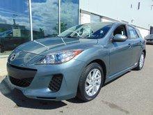 2012 Mazda Mazda3 Sport GS-SKY TOIT MANUAL
