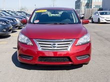 2015 Nissan Sentra SV **REDUCED PRICE**BACKUP CAMERA/BLUETOOTH/16'' MAGS