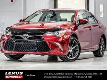 2015 Toyota Camry XSE 2.5L; CUIR / SUEDE CAMERA GPS