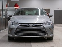 2015 Toyota Camry LE IMPECCABLE! SIÈGES CHAUFFANT! BLUETOOTH! MAGS! CAMÉRA DE RECUL! SUPER PRIX! FAITES VITE!