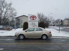 Toyota Corolla B PKG 2010