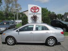 Toyota Corolla C PKG 2011