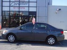 2012 Toyota Corolla GROUPE C AVEC CRUISE VITRES ET PORTES ELECTRIQUES