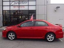 2013 Toyota Corolla SPOIRT SPOILER+TOIT OUVRANT+MAG WHEEL