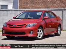 2013 Toyota Corolla BLUETOOTH