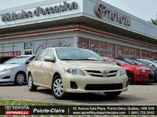 2013 Toyota Corolla SUPER BAS KM!!!!!!