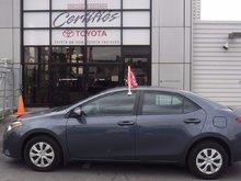 Toyota Corolla PRIX LIQUIDATION 2014