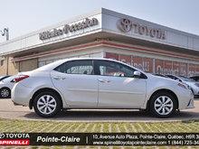 2014 Toyota Corolla LE BACKUP CAMERA