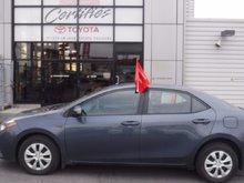 2015 Toyota Corolla PREMIER VERSEMENT EN MARS 2017