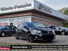 2015 Toyota Corolla S 50TH ANNIVERSARY