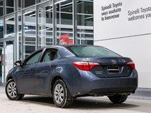 2016 Toyota Corolla LE CAMÉRA DE RECUL! BLUETOOTH! SIÈGES CHAUFFANT! AIR CLIMATISÉ! SUPER PRIX! FAITES VITE!