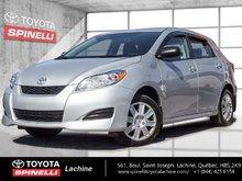 2014 Toyota Matrix BLUETOOTH AIR AUTOMATIQUE