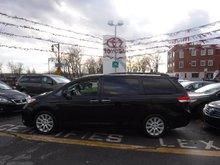Toyota Sienna LIMITED /AWD 2012