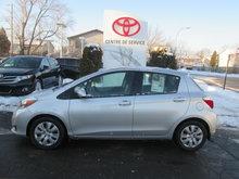 Toyota Yaris LE HB 2012