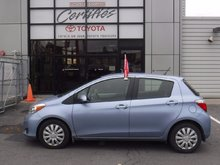 2012 Toyota Yaris HATCHBACK 5 PTES LE VITRES ET PORTES ELECTRIQUE