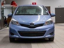 2014 Toyota Yaris LE SUPER PROPRE! AIR CLIMATISÉ! BLUETOOTH! SUPER PRIX! FAITES VITE!