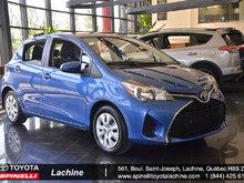 2015 Toyota Yaris HATCHBACK 5 PTES LE 5M