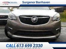 Buick ENVISION Premium  - Sunroof - $285.65 B/W 2019