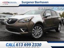 Buick ENVISION Premium  - Sunroof - $284.20 B/W 2019