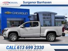 2015 Chevrolet Colorado LT  - Bluetooth -  4G LTE Wi-Fi - $170.62 B/W