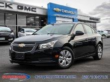 2014 Chevrolet Cruze 1LT  - Bluetooth -  OnStar - $82.65 B/W