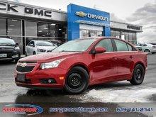 Chevrolet Cruze Diesel Sedan  - $95.80 B/W 2014