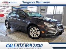 2015 Chevrolet Cruze LT w/1LT  - $83.42 B/W