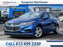 Chevrolet Cruze LT  - $122.88 B/W 2017