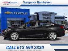 Chevrolet Cruze LT  - $161.81 B/W 2018