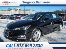 2018 Chevrolet Cruze LT  - $198.92 B/W