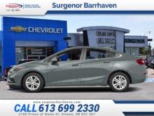 2018 Chevrolet Cruze LT  - $194.24 B/W