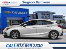 Chevrolet Cruze LT  - $184.85 B/W 2018