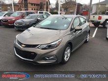 Chevrolet Cruze LT  - $135.90 B/W 2018