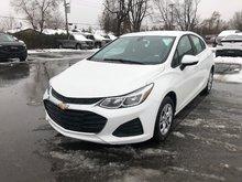 Chevrolet Cruze LS  -  Bluetooth -  OnStar - $136.90 B/W 2019