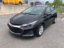 Chevrolet Cruze LT  - $156.98 B/W 2019