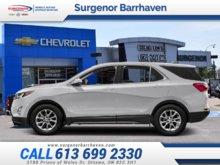 Chevrolet Equinox LT  - Bluetooth -  Heated Seats - $204.24 B/W 2018