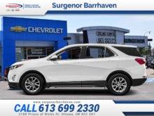 2018 Chevrolet Equinox LT  - Bluetooth -  Heated Seats - $213.88 B/W
