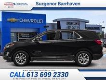 2018 Chevrolet Equinox LT  - Certified - Bluetooth - $165.53 B/W