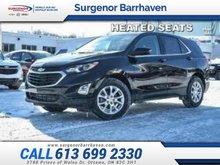 Chevrolet Equinox LT  - Heated Seats -  Bluetooth - $200.88 B/W 2019