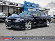 2015 Chevrolet Impala 1LT  - Bluetooth -  SiriusXM - $129.93 B/W
