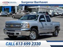 2013 Chevrolet Silverado 1500 LS  - Navigation - $167.75 B/W
