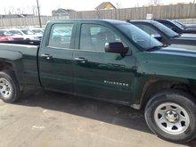 2015 Chevrolet Silverado 1500 DOUBLE WT/STANDARD  - $211.23 B/W