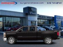 2015 Chevrolet Silverado 1500 Double 4x4 LT / Standard Box