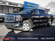 Chevrolet Silverado 1500 Crew 4x4 LT / Short Box  - $206.41 B/W 2015