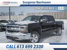2017 Chevrolet Silverado 1500 LT  - Crew - 4x4 - $295 BW