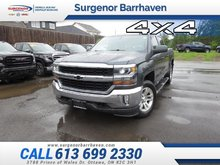 2017 Chevrolet Silverado 1500 LT  - Bluetooth - $247 B/W