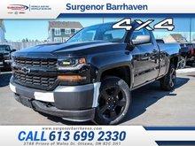 Chevrolet Silverado 1500 Work Truck  - $292.99 B/W 2018