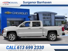 2018 Chevrolet Silverado 1500 Custom  - $302.93 B/W