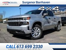 2019 Chevrolet Silverado 1500 Custom  - $276.81 B/W